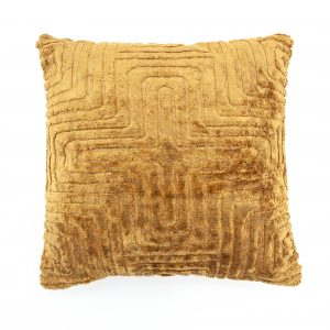 Pillow Madam 45x45 cm - yellow