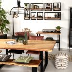 Collectie Iron & Wood